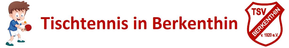 TSV Berkenthin – Tischtennis Sparte